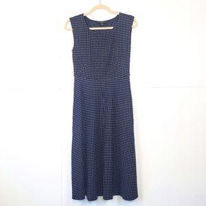 Max Mara Weekend All Over Geometric Print Dress